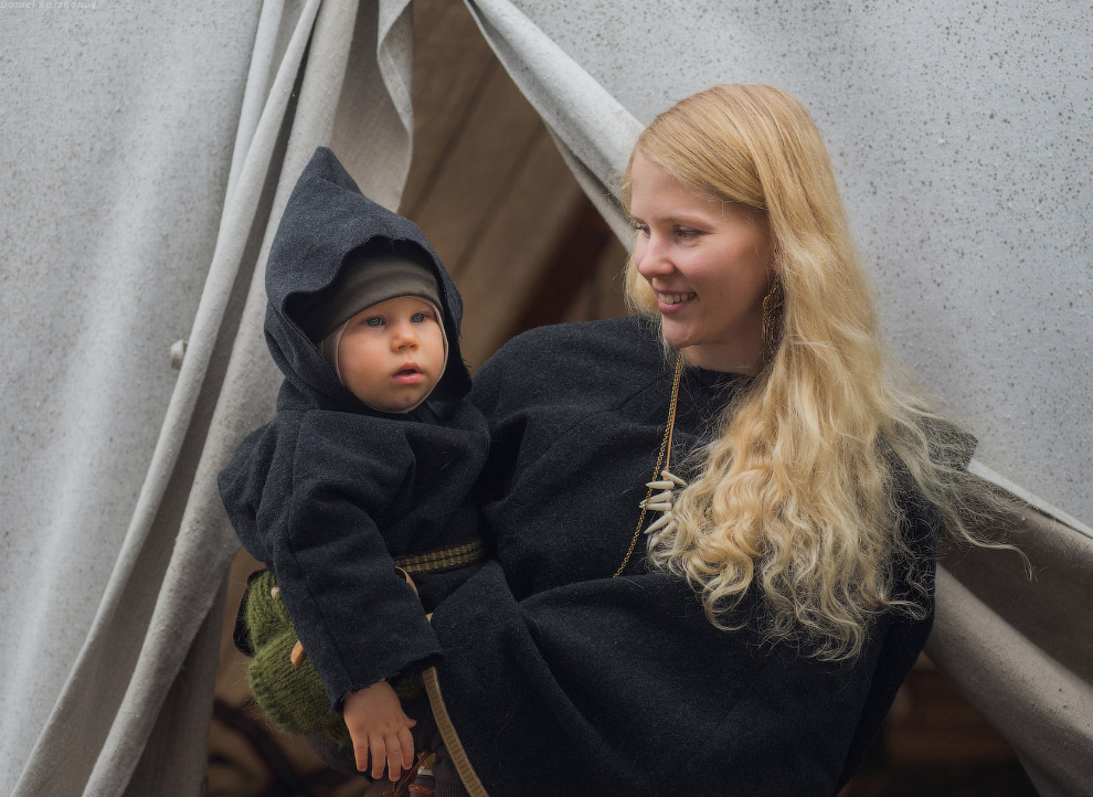 Фестиваль викингов на Лофотенах