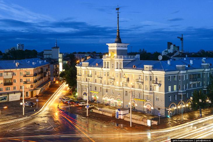Архитектура Барнаула