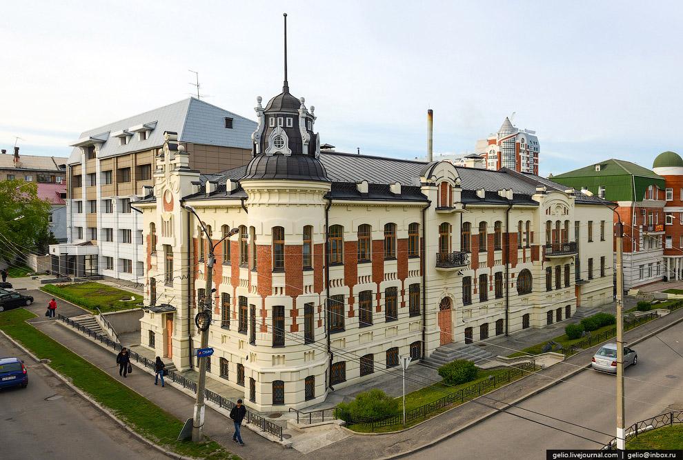 «Дом Полякова и Яковлева» (1913 г.)