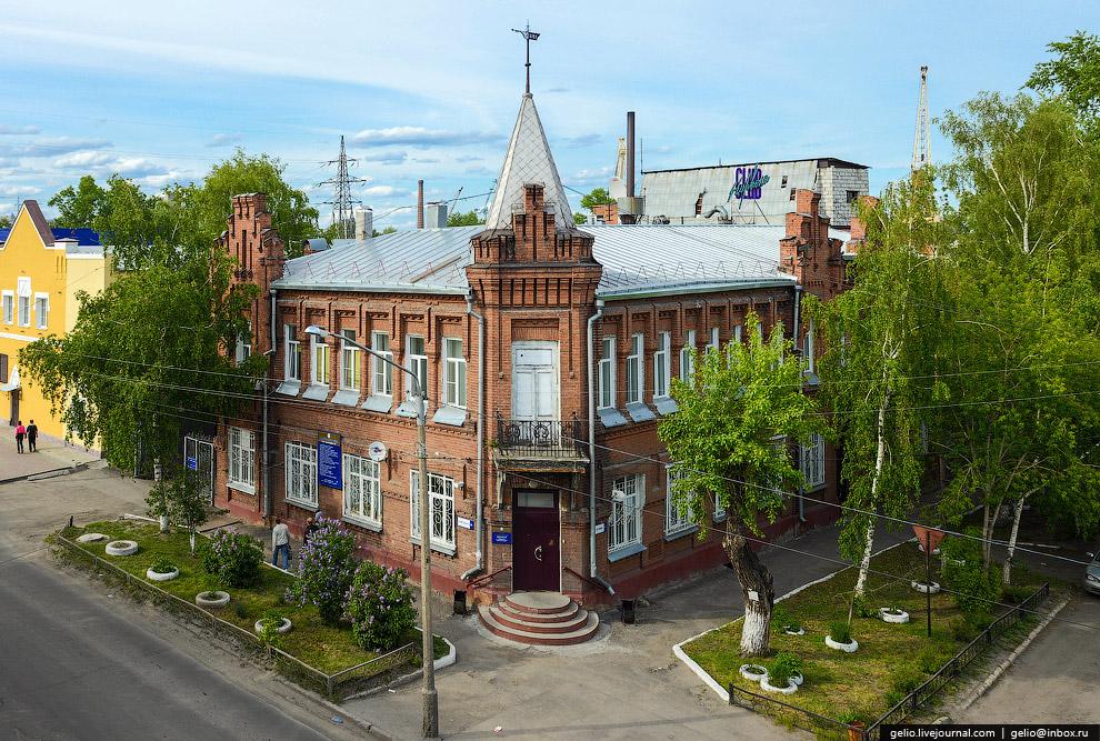 Бывшая гостиница «Ялта» (1915 г.)