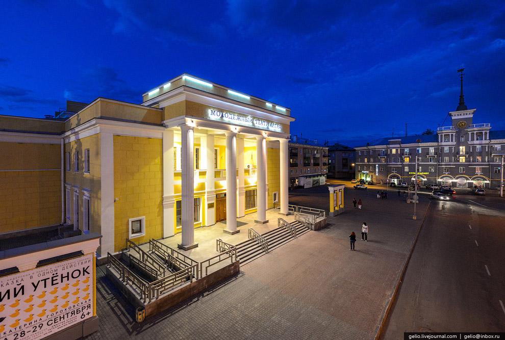 Молодёжный театр Алтая (1937 г.)