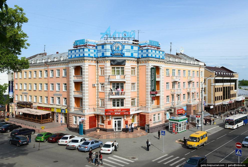 Гостиница «Алтай» (1941 г.)
