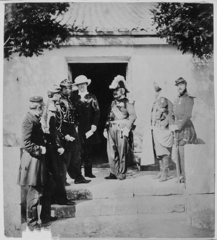 Уникальные фото солдат Крымской войны 1853—1856 годов