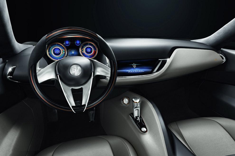 Концепт-кар Maserati Alfieri