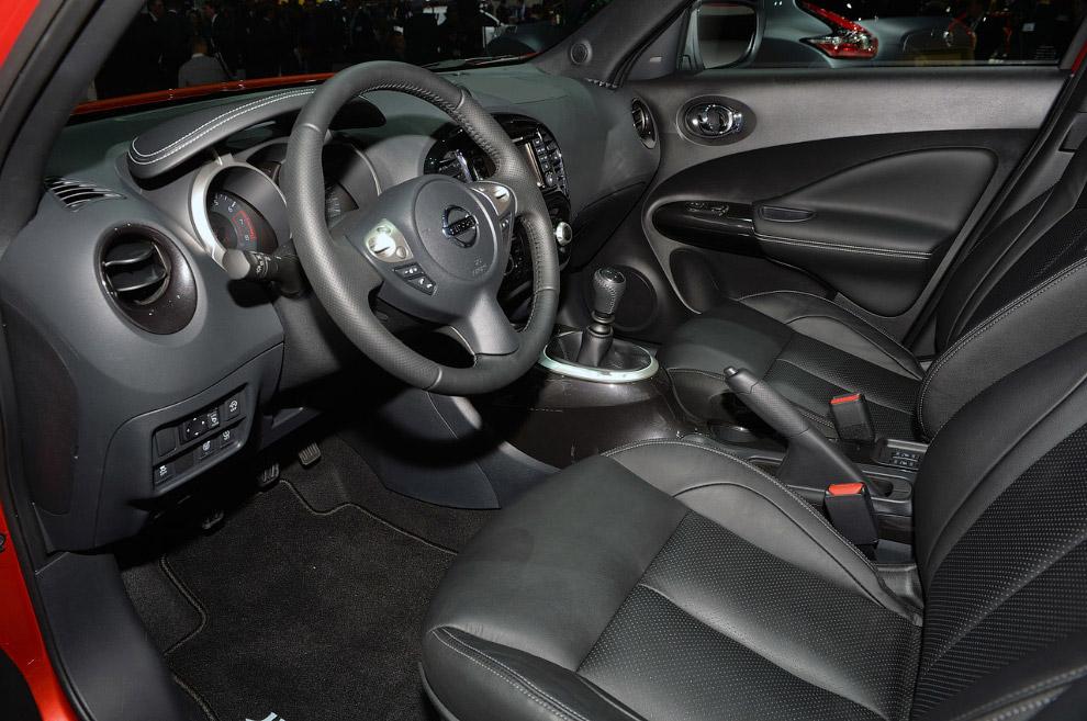Кроссовер Nissan Juke 2015