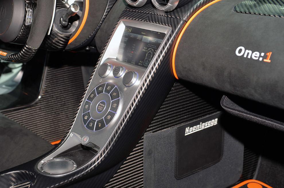 Суперкар Koenigsegg Agera One:1