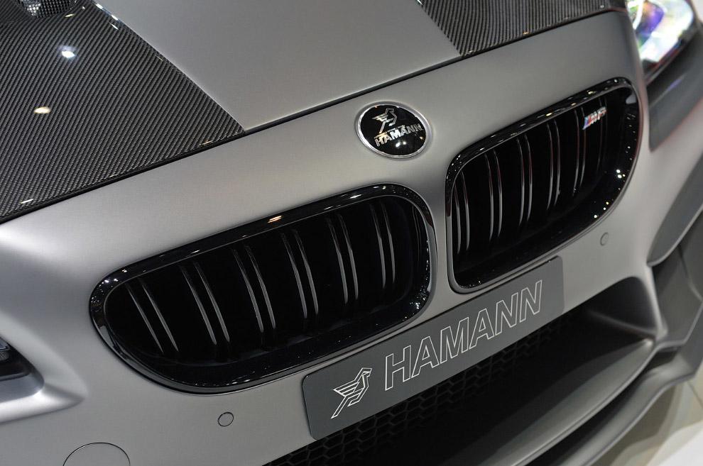 Зеркальный Хаманн BMW M6