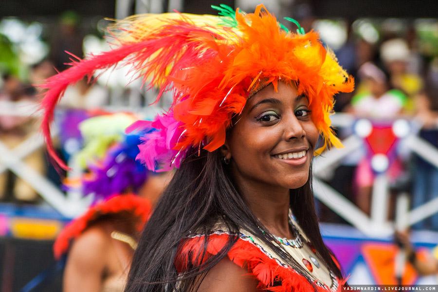 Карнавал в Доминикане