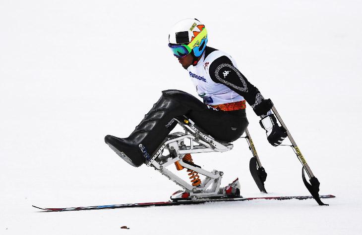 Сильные люди: Паралимпийские игры 2014 в Сочи