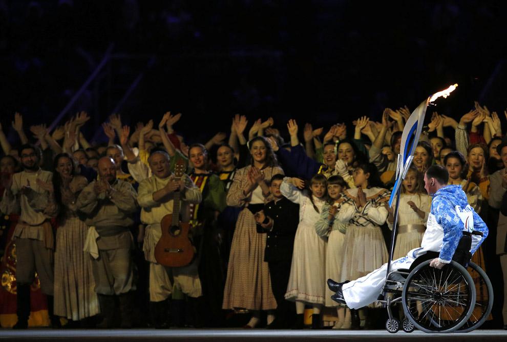 Четырехкратный олимпийский чемпион Алексей Ашапатов
