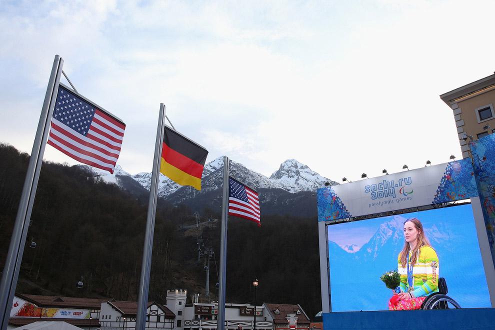 Анна Шаффельхубер из Германии стала двукратной чемпионкой Паралимпийских игр