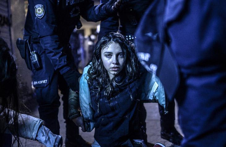 Противостояние в Турции