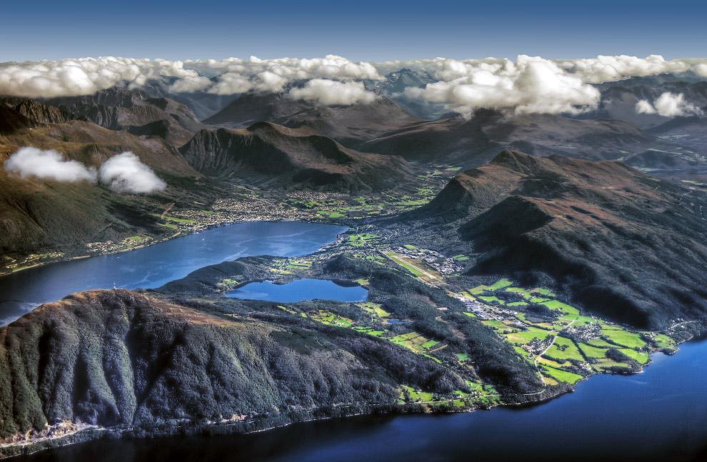 Побережье Норвегии