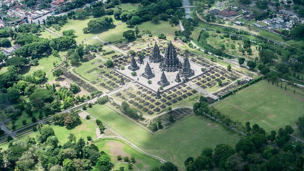 Храм Прамбанан, Индонезия