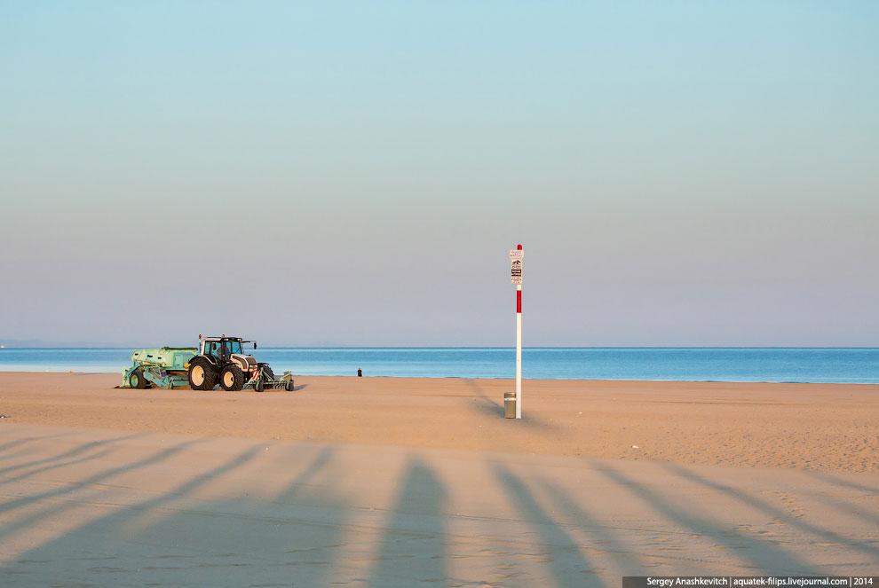 Пляж мировой кинобогемы