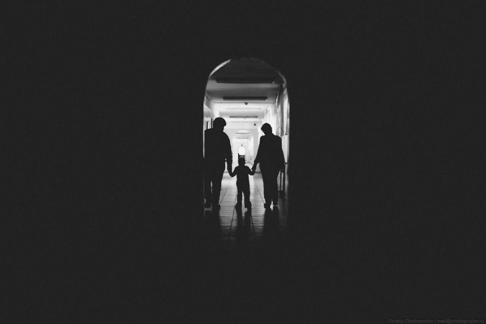 Жизнь в темноте