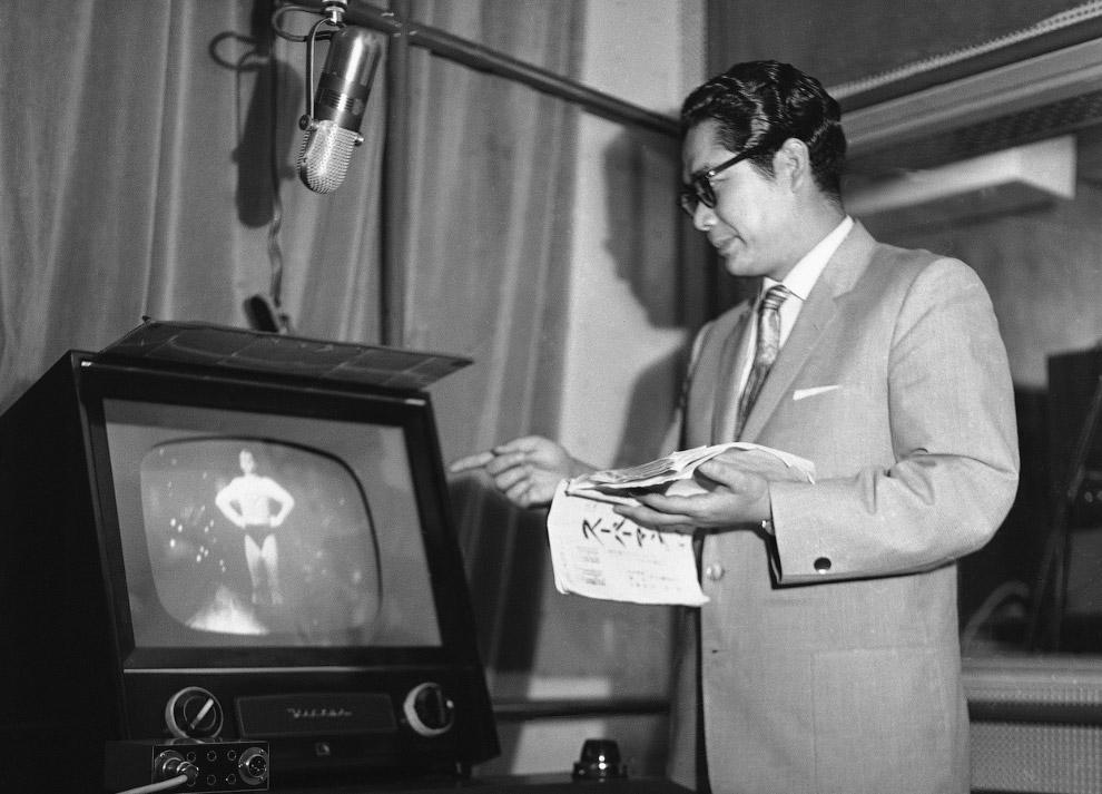 В эти времена около 99% ТВ-шоу в Японии являются американскими
