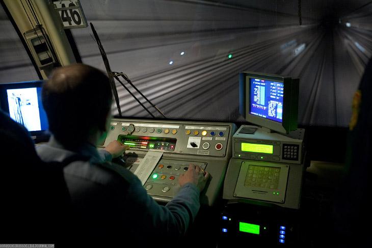Как работает интернет в метро