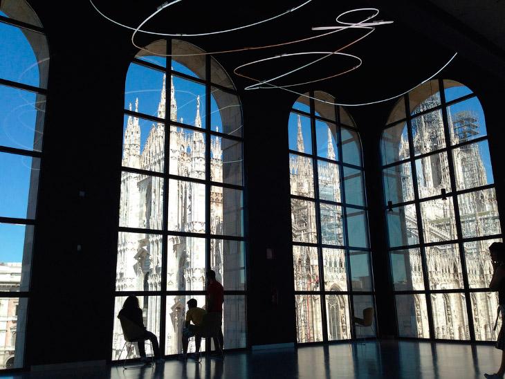 Галерея современного искусства, Милан