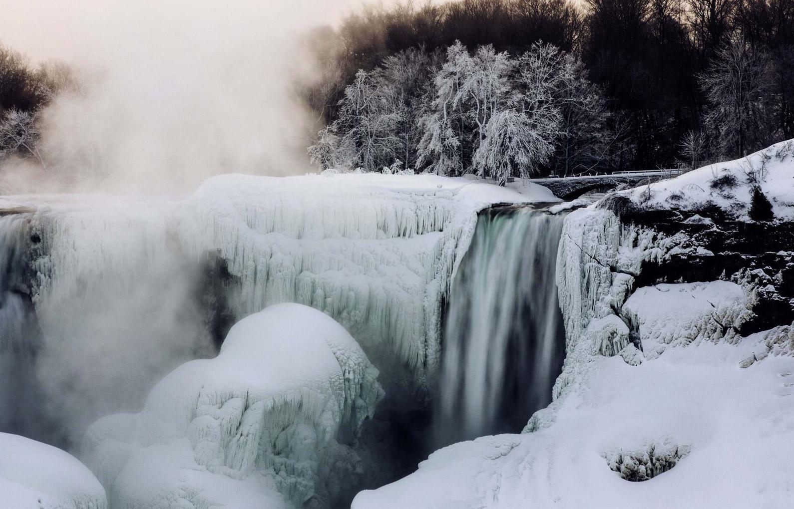 Эро рассказ ниагарский водопад 28 фотография
