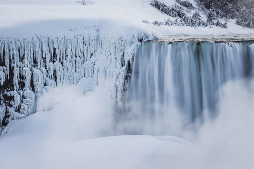 Эро рассказ ниагарский водопад 30 фотография