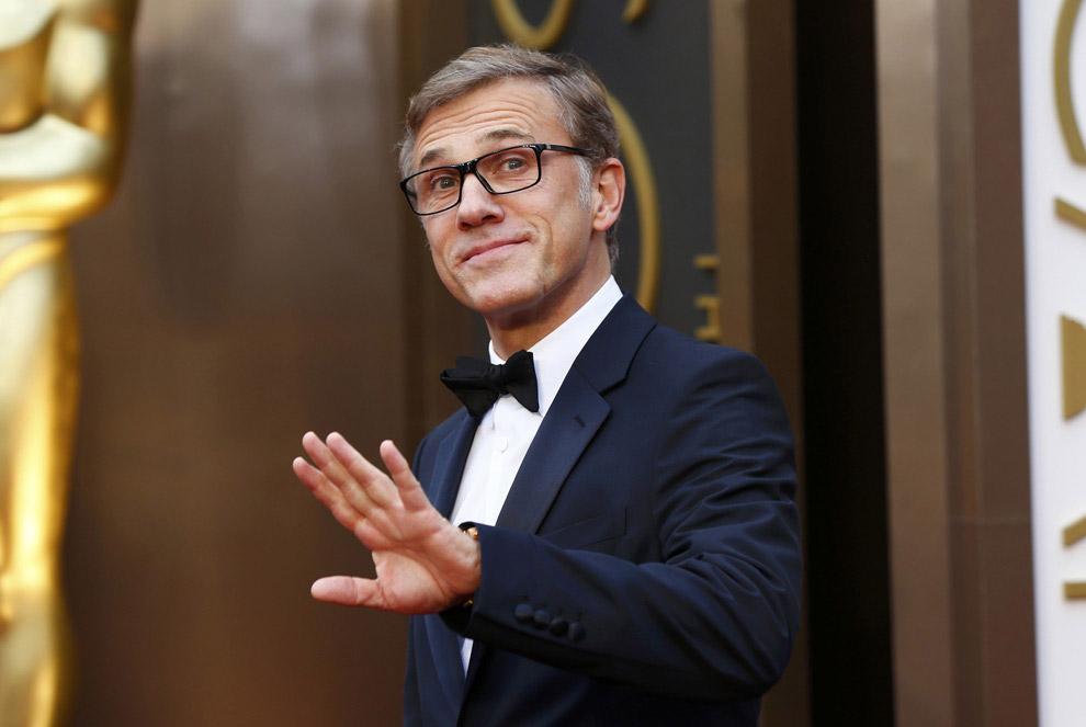 Обладатель двух Оскаров, австрийский актёр Кристоф Вальц