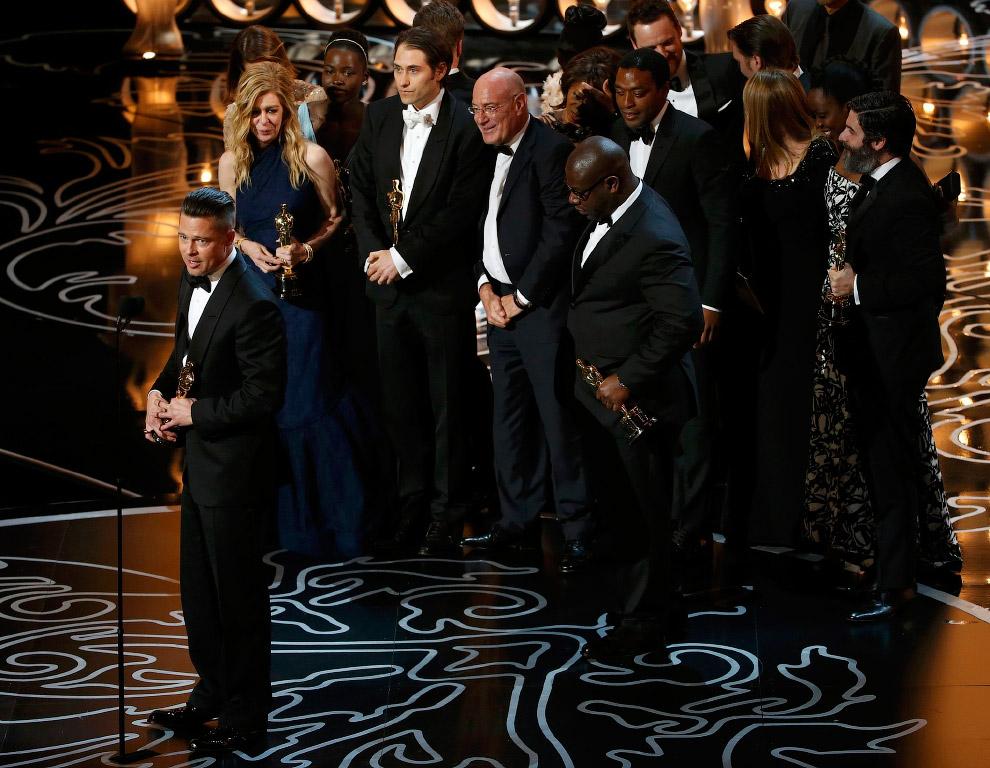 Лучший фильм — «12 лет рабства»