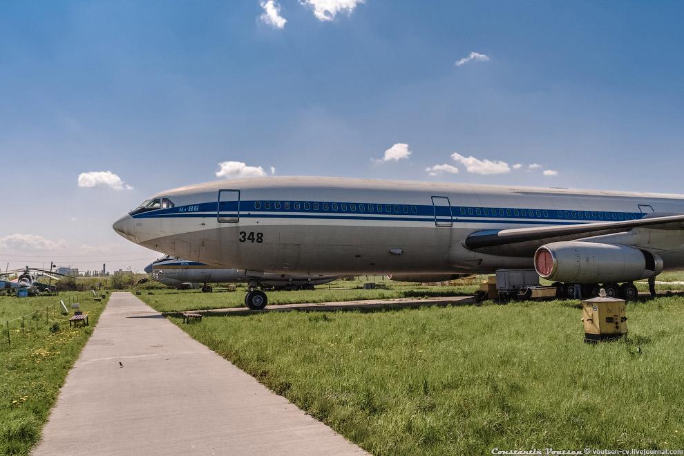 Ил-86 — это первый советский аэробус