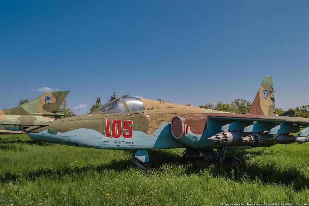 «Грачи» Су-25