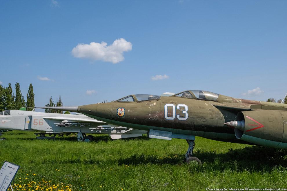 вариант Як-28У,