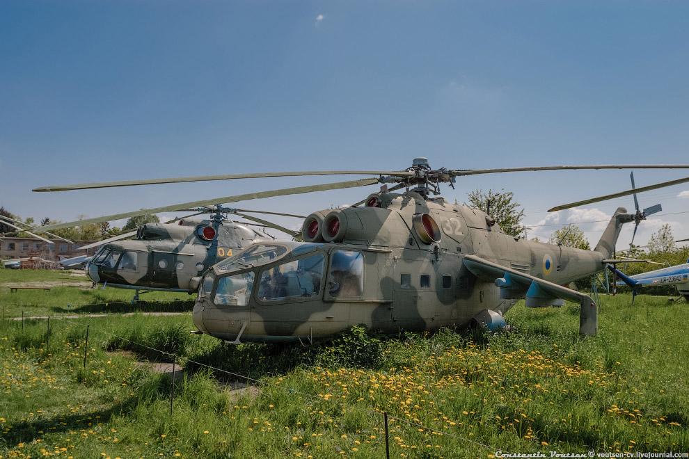 Ми-24 модификации «А»