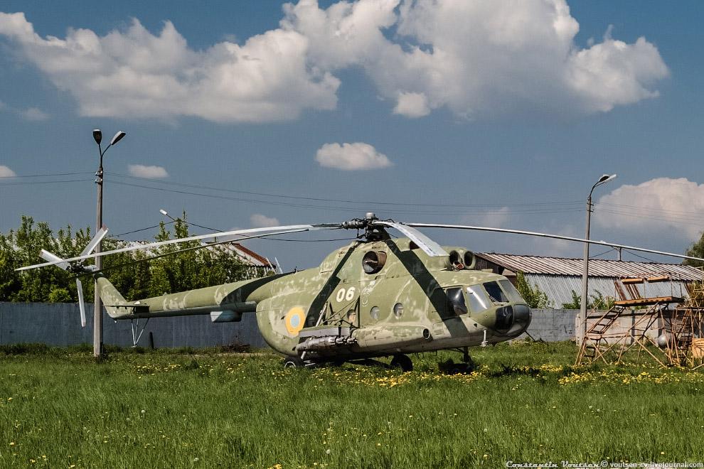Ми-8АО