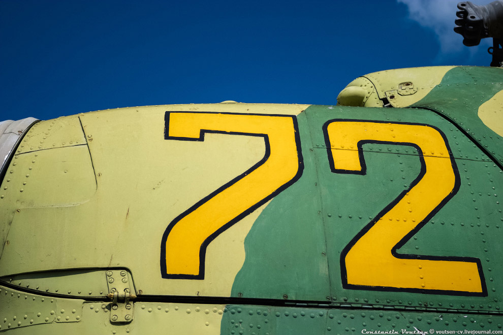 Тяжелый транспортный Ми-6
