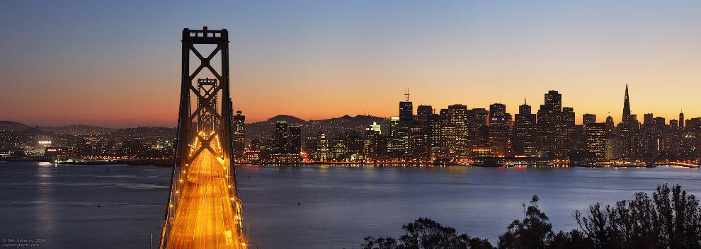 Панорама Сан-Франциско