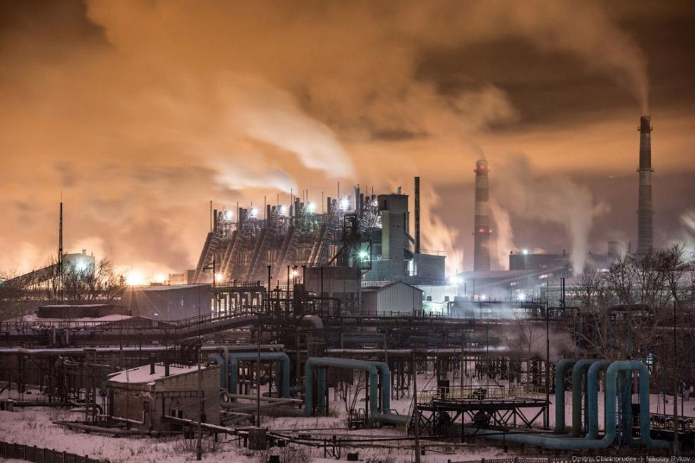 Челябинская Сталь