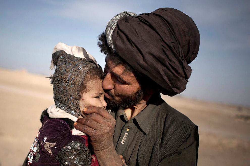 Афганский кочевник, провинция Гильменд