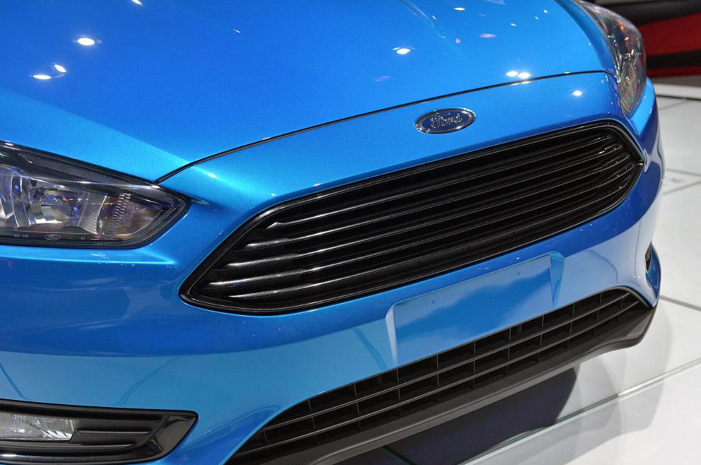 Седан Ford Focus 2015