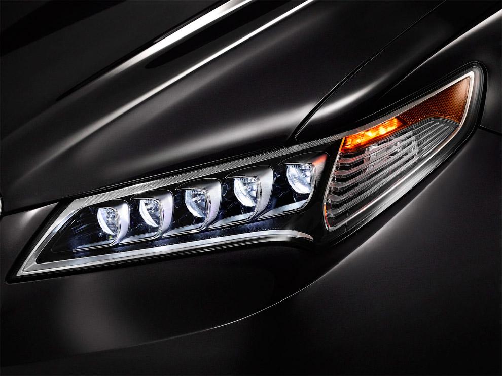Седан Acura TLX