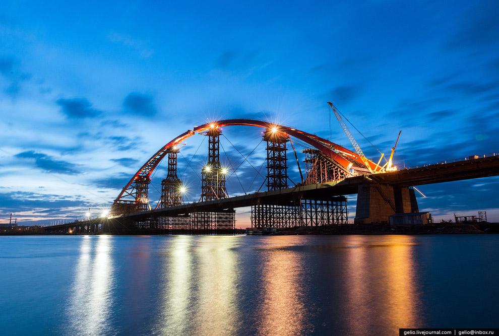 Мосты в мире самые грандиозные мосты в