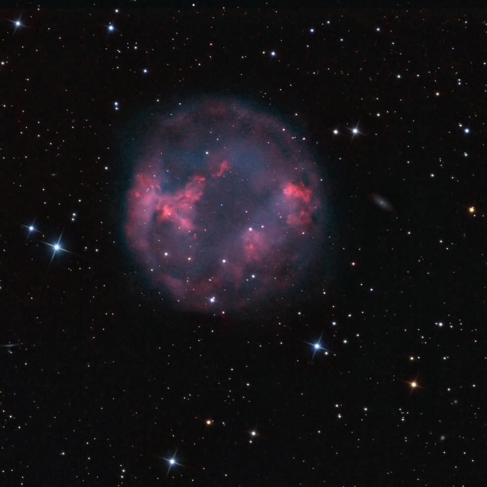 Планетарная туманность Abell 7