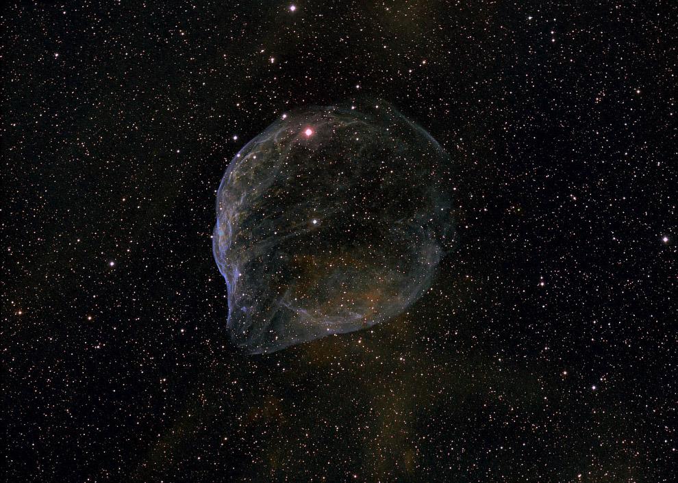 Звездный пузырь