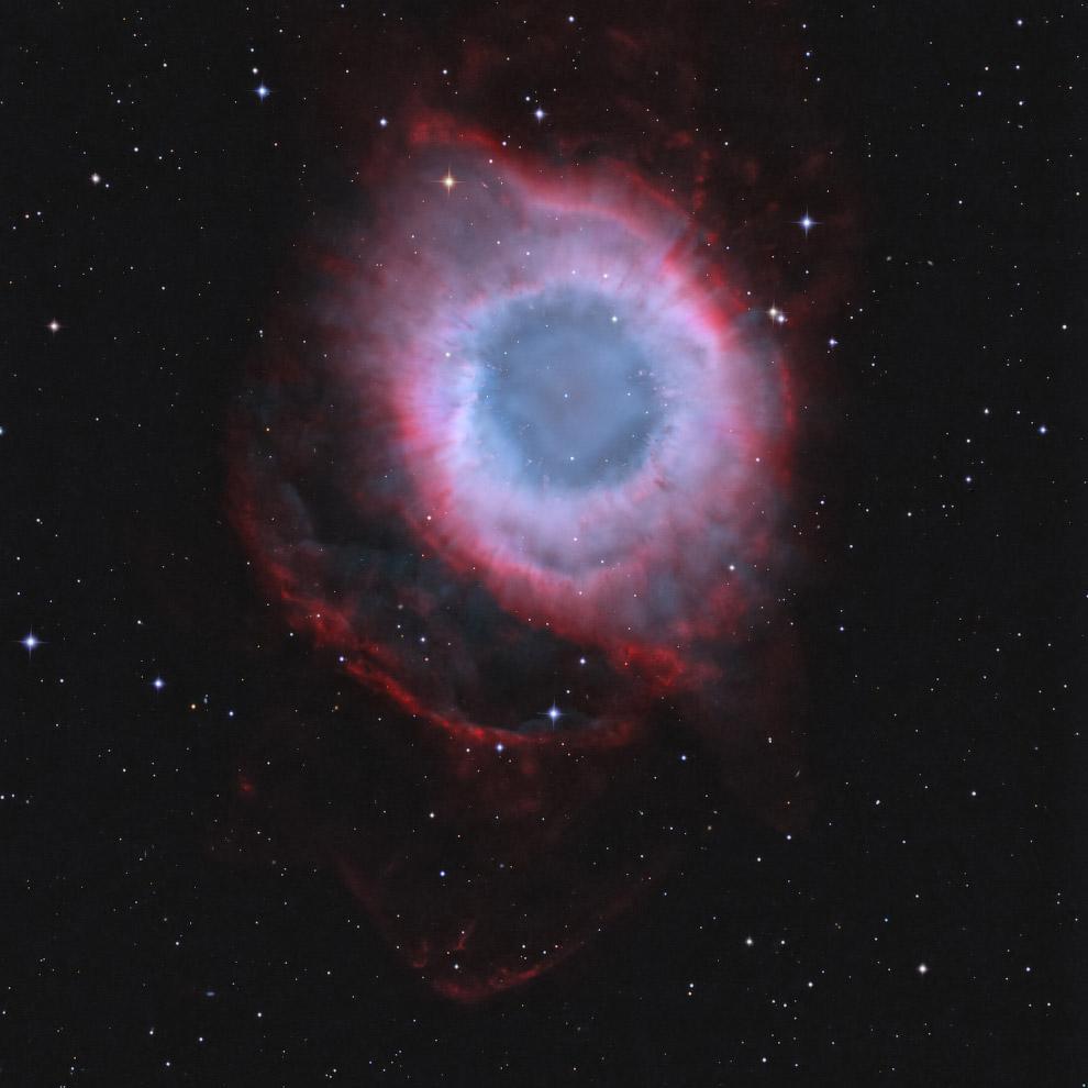 Туманность Улитка NGC 7293