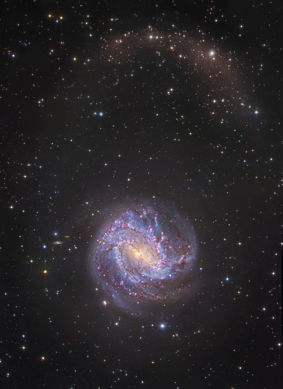 Южная Вертушка M83