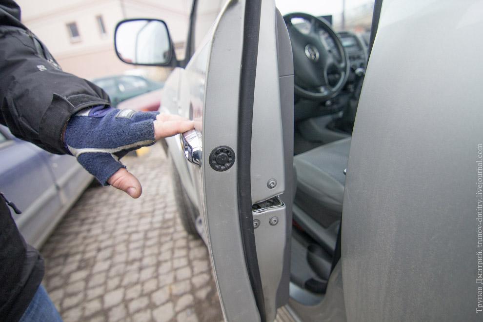Как происходит аварийное вскрытие автомобилей