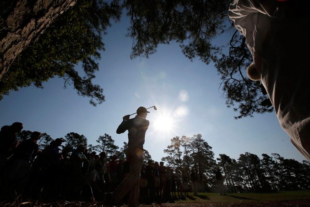 Престижный турнир по гольфу