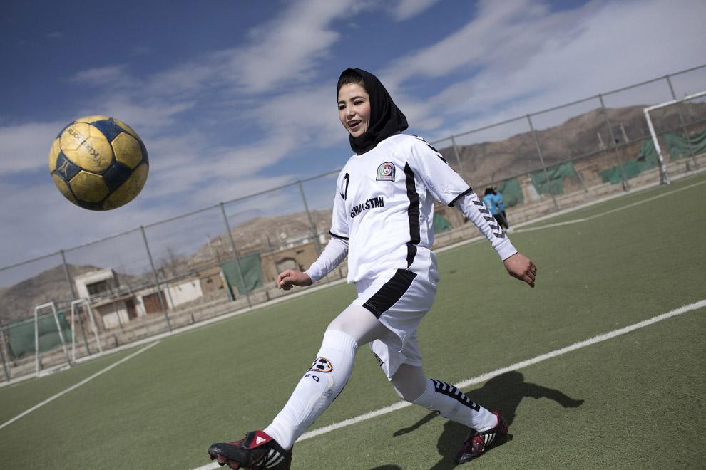 Спорткомплекс в Кабуле