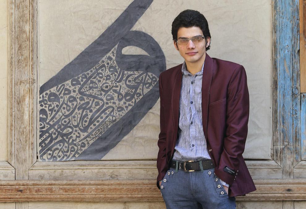 Еще один Афганский художник