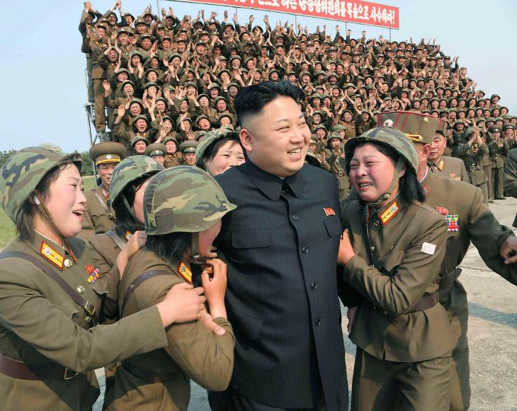 Любимец женщин из Северной Кореи