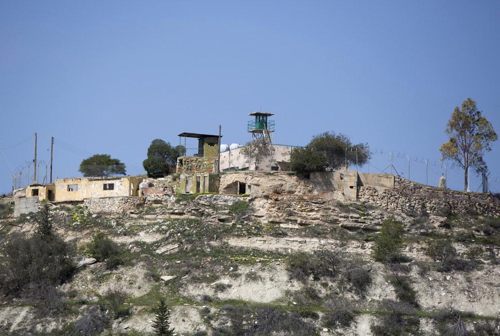 Сторожевая башня в районе Фамагусты