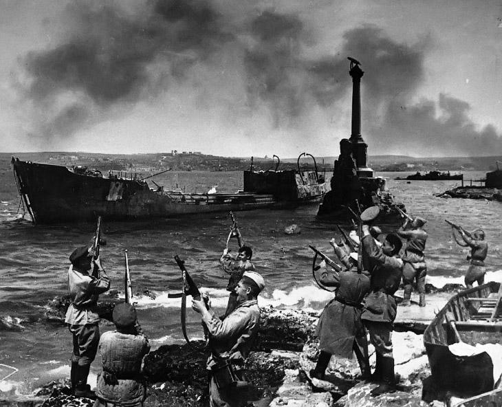 Освобождение Крыма и Севастополя